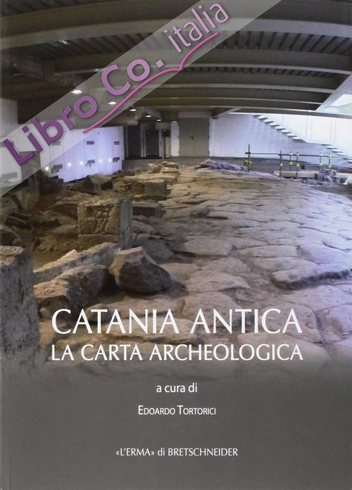 Catania antica. La carta archeologica.