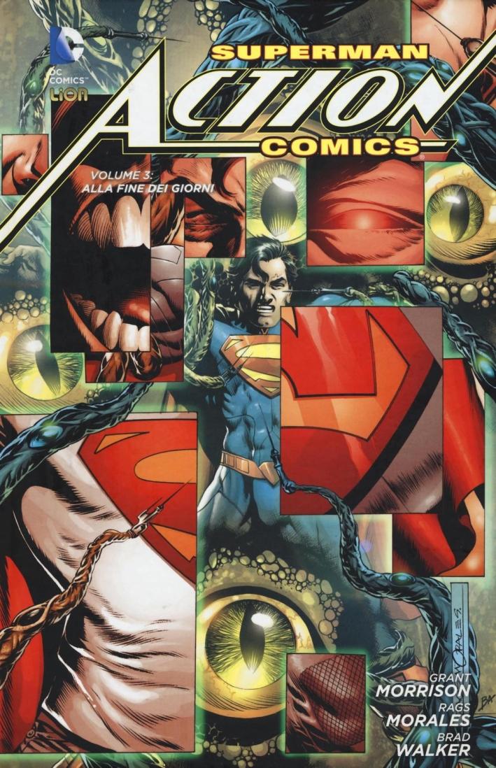 Superman. Action comics. Vol. 3: Alla fine dei giorni