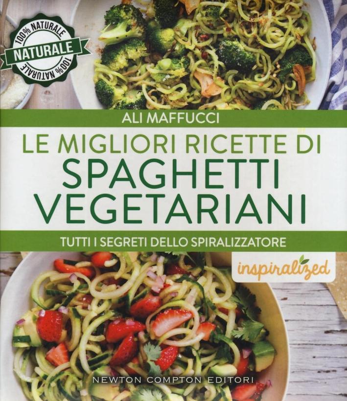 Le migliori ricette di spaghetti vegetariani.