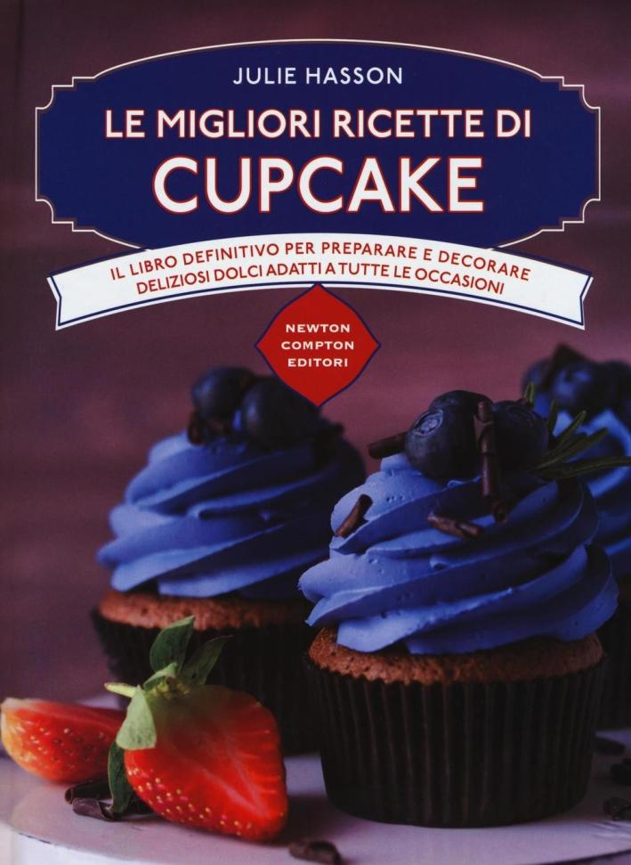Le migliori ricette di cupcake.