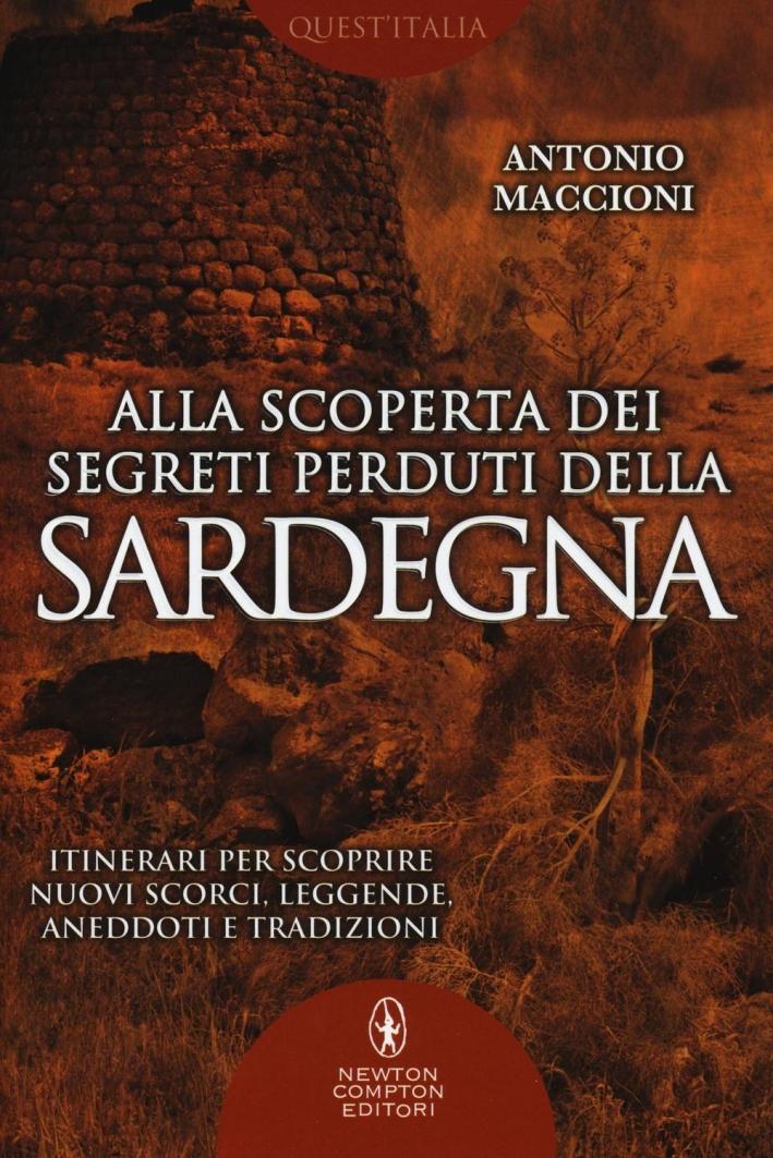 Alla scoperta dei segreti della Sardegna.