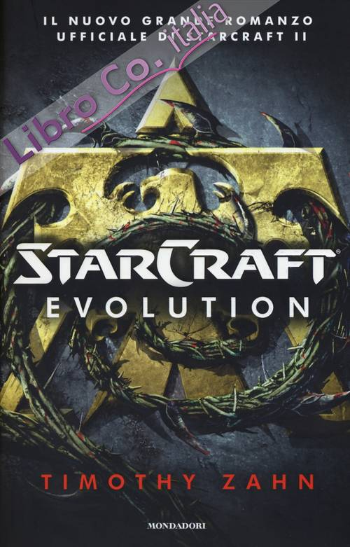 Evolution. Starcraft.
