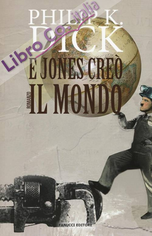 E Jones creò il mondo.