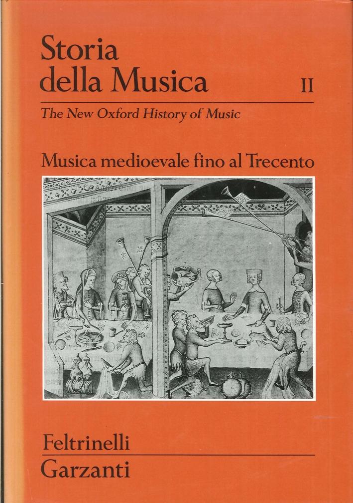 Storia della Musica. The New Oxford History of Music. [Opera Completa]