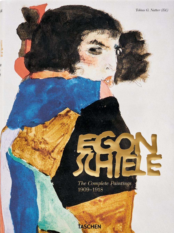 Egon Schiele: Complete Paintings, 1908-1918.