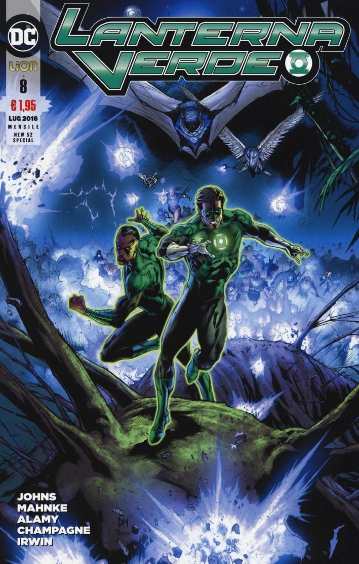 Lanterna verde. Vol. 8.