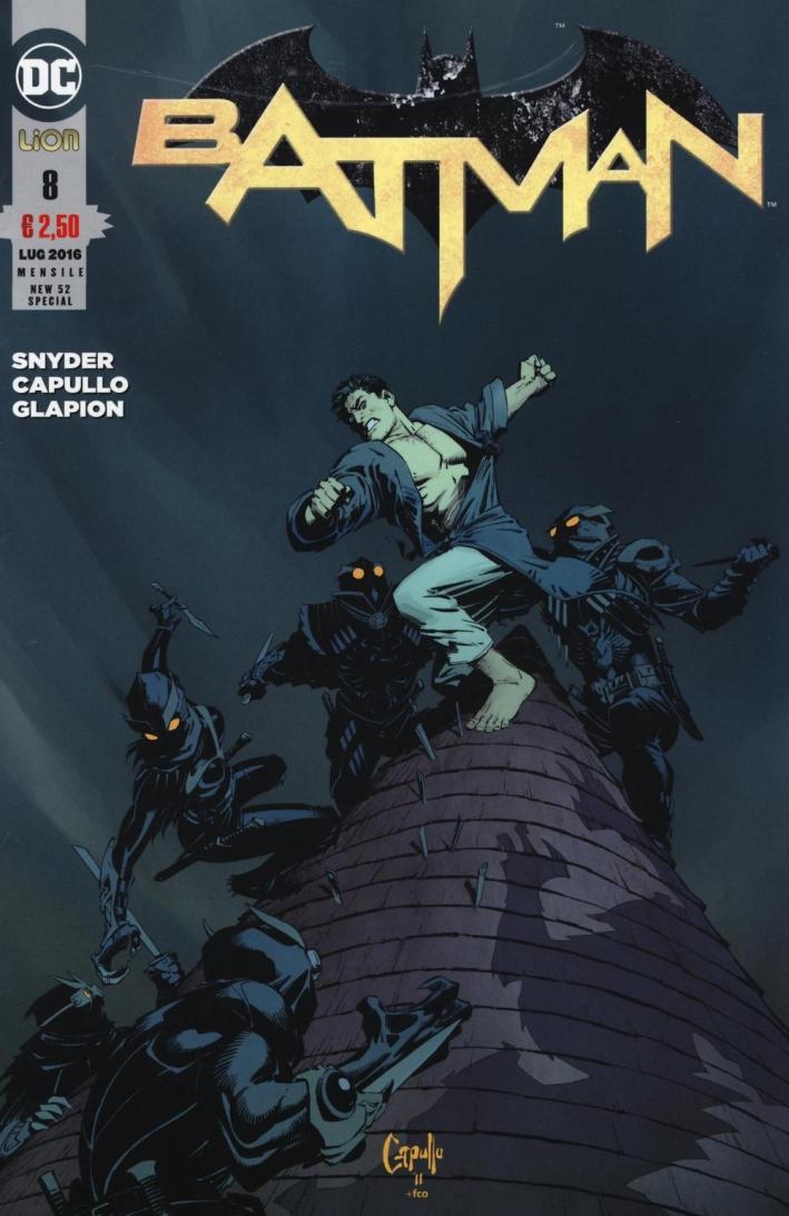 Batman. Vol. 8.