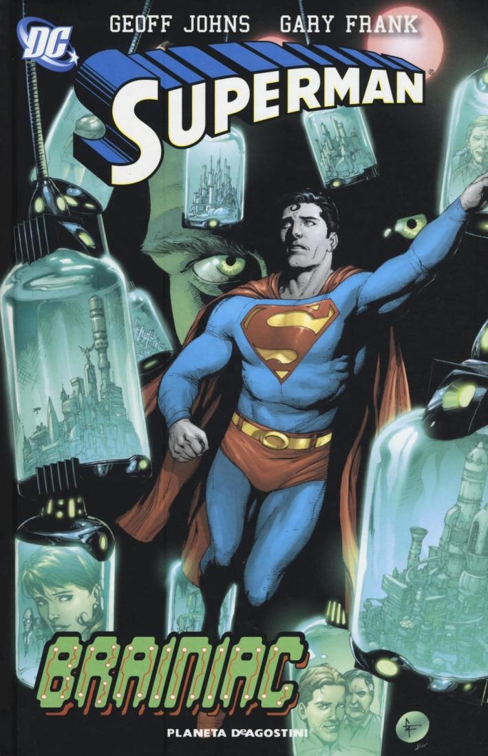 Brainiac. Superman