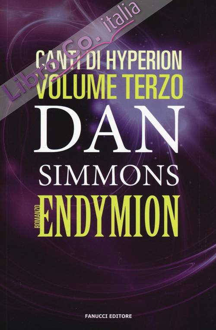 Endymion. I canti di Hyperion. Vol. 3