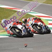 Ducati. 2016 official yearbook