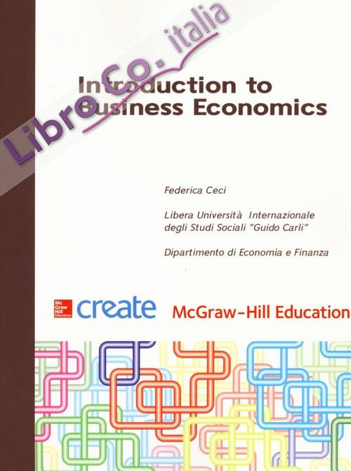 Introduction to business economics.