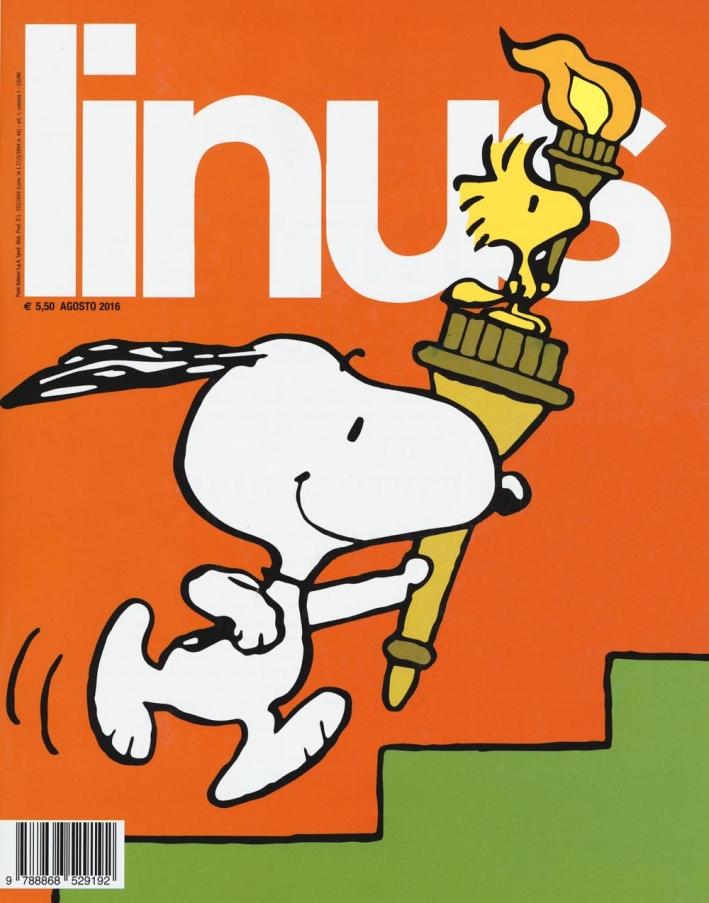 Linus (2016). Vol. 8