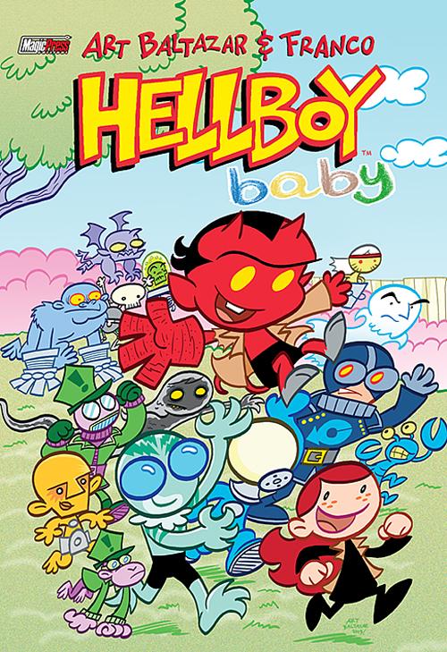 Hellboy baby. Vol. 1.