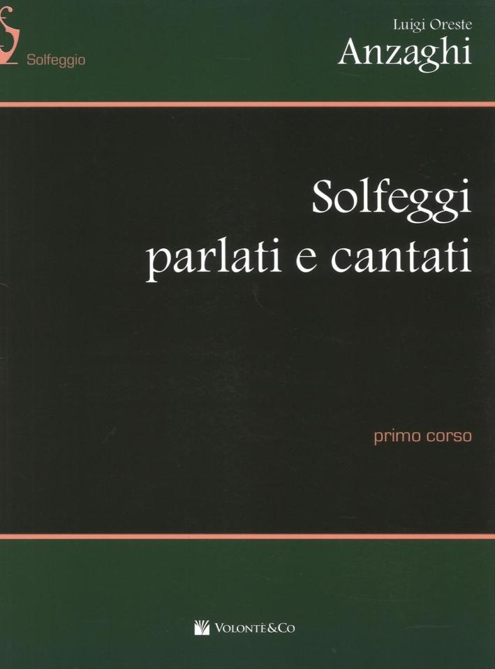 Solfeggi parlati cantati. Vol. 1.