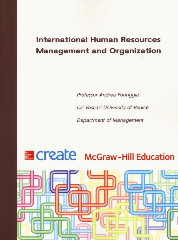 International human resources management and organizational behavior. Connect bundle.