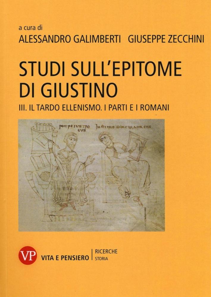 L'epitome di Giustino. Vol. 3.