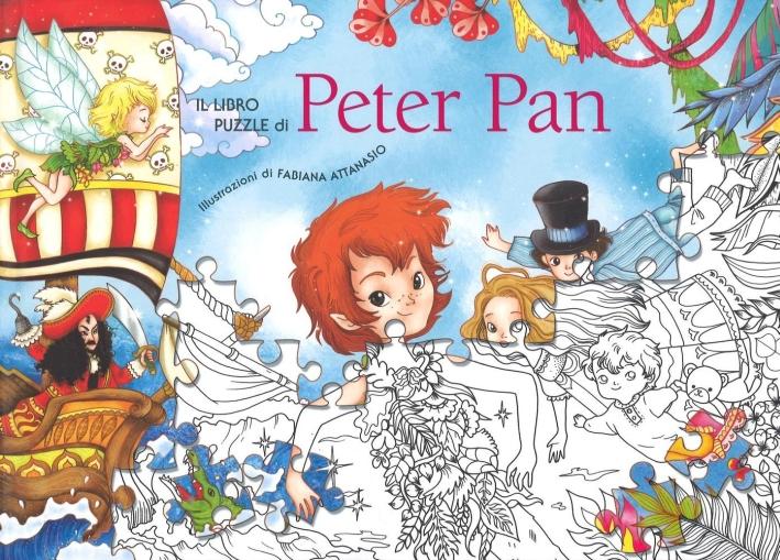 Il libro puzzle diPeter Pan. Ediz. a colori