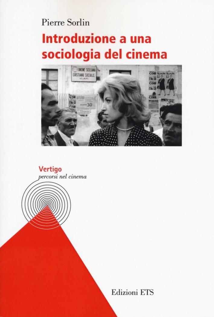 Introduzione a una sociologia del cinema.