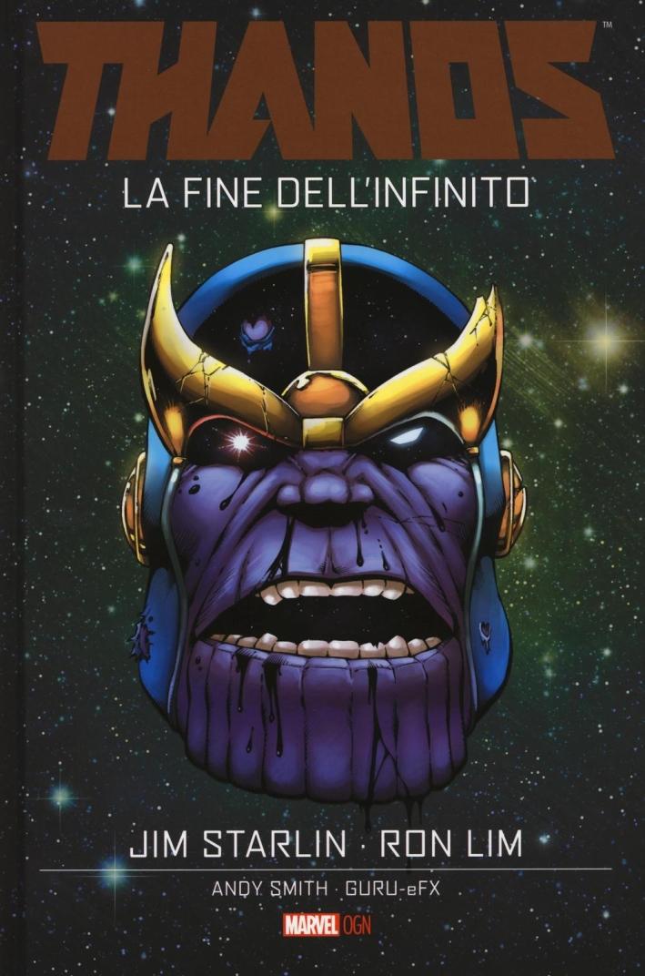 La fine dell'infinito. Thanos.