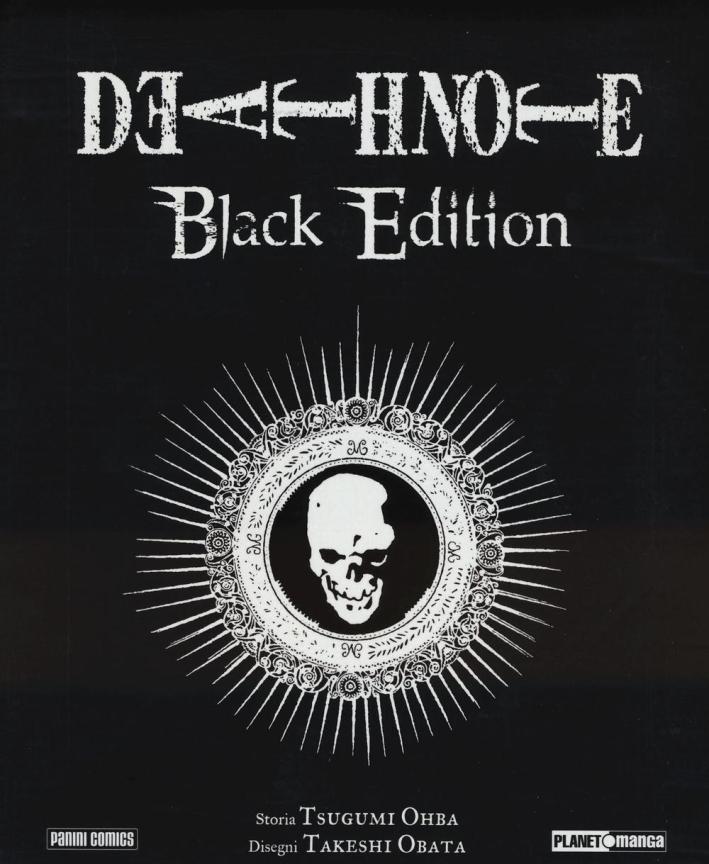 Death Note. Black edition. Cofanetto. Vol. 2.