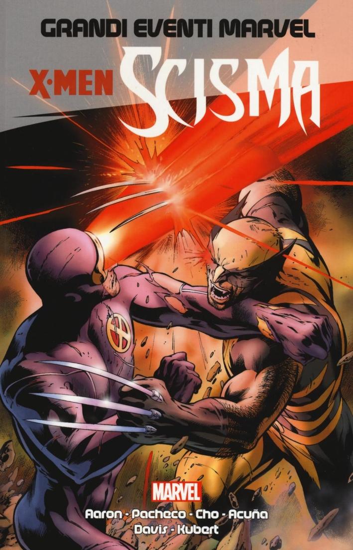 X-Men. Scisma.