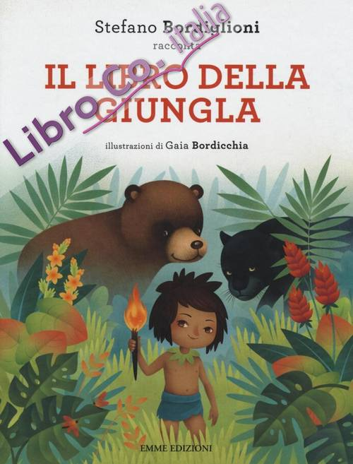 Il libro della giungla.