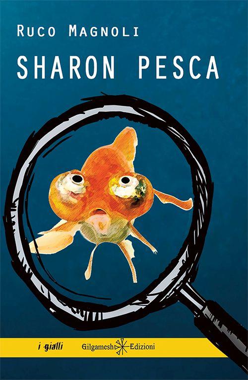 Sharon pesca.