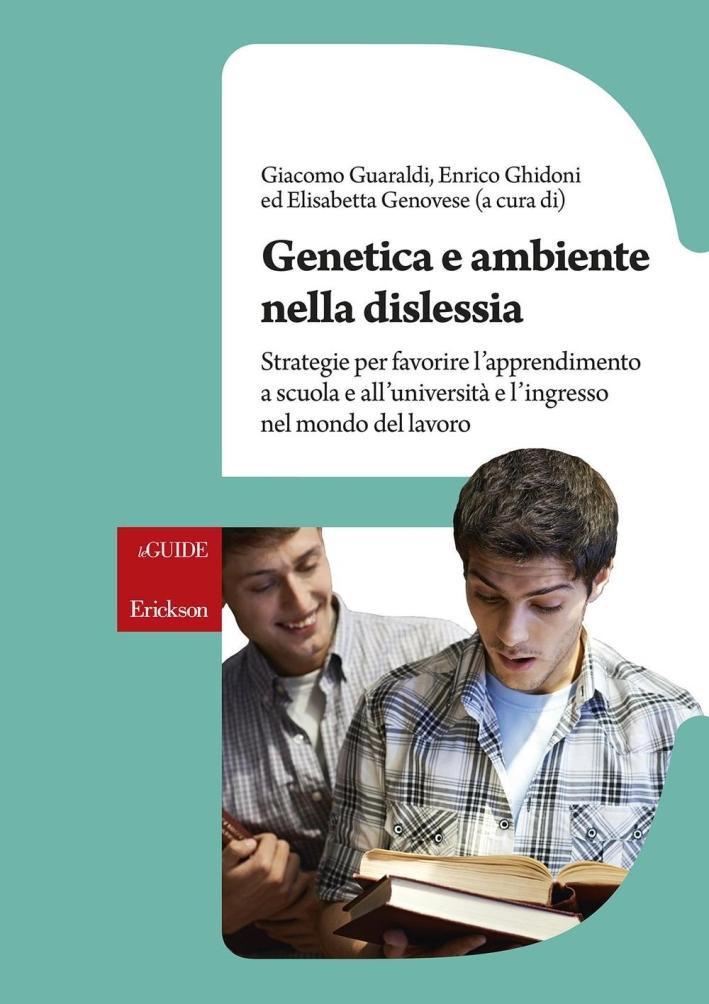 Genetica e ambiente nella dislessia.