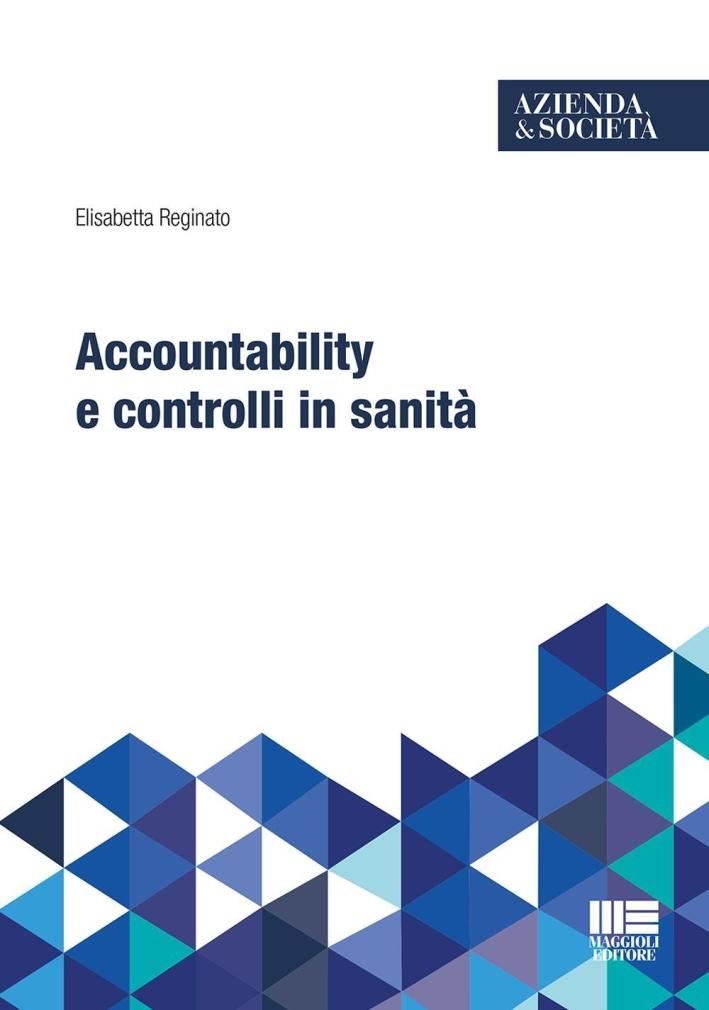 Accountability e controlli in sanità.