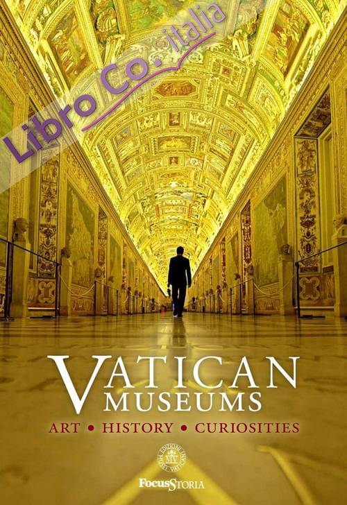Vatican Museums. Art history curiosities.