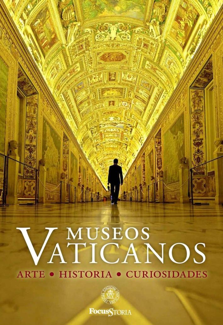Museos Vaticanos. Arte historia curiosidades.