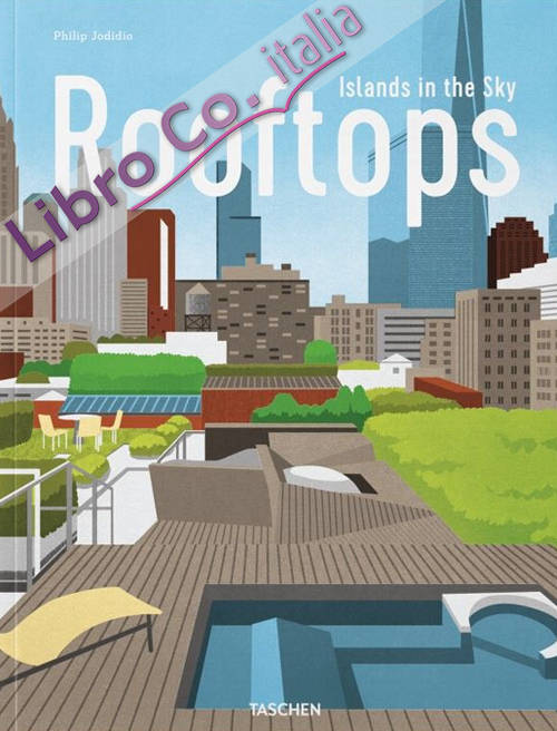 Urban Rooftops. Islands in the sky.
