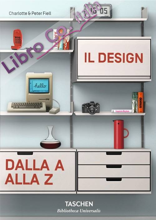 Industrial Design A-Z. Ediz. italiana.