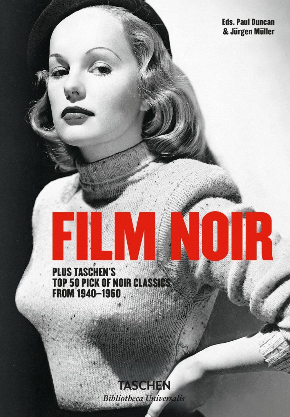 Film noir. Ediz. illustrata