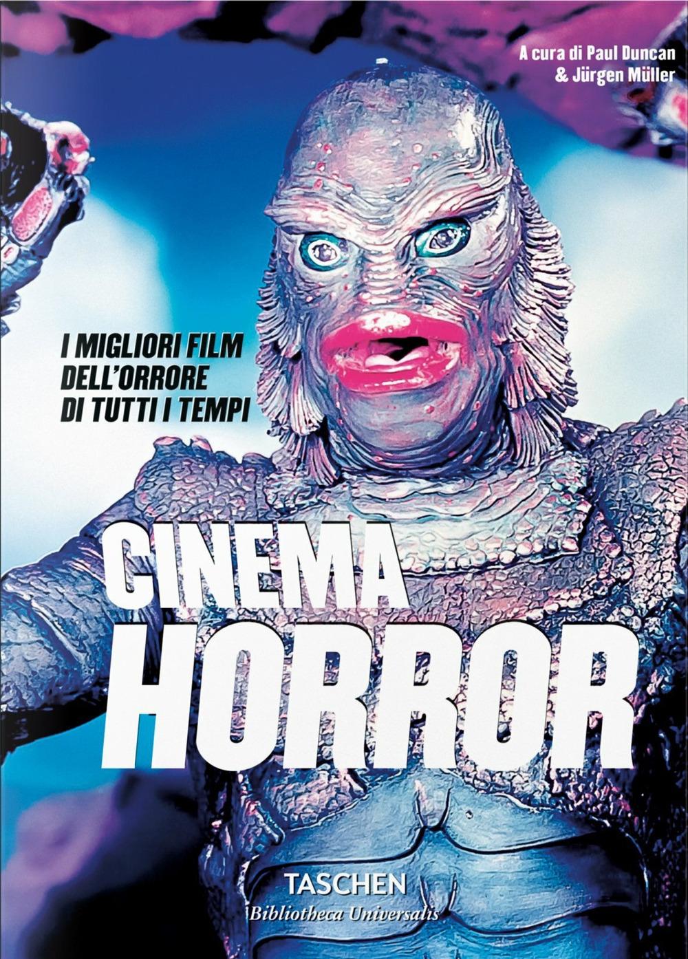 Horror cinema. Ediz. inglese.
