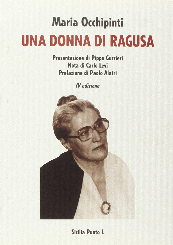 Una donna di Ragusa.