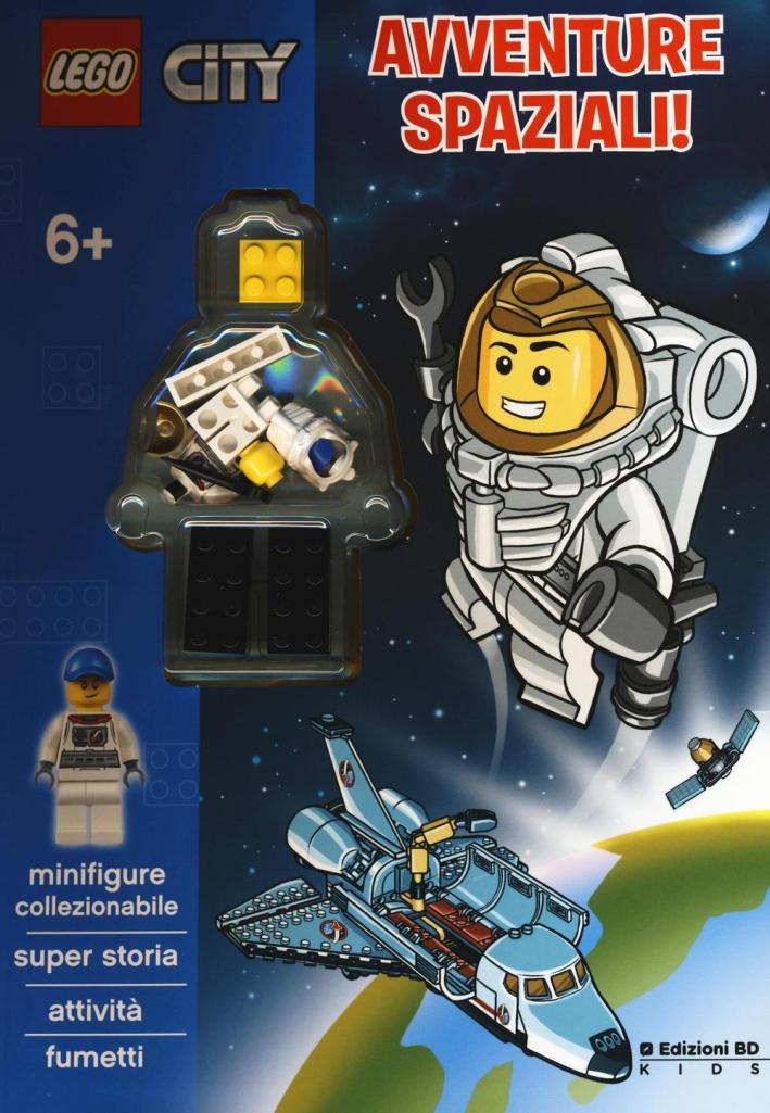 Avventure spaziali. Lego City. Con gadget.