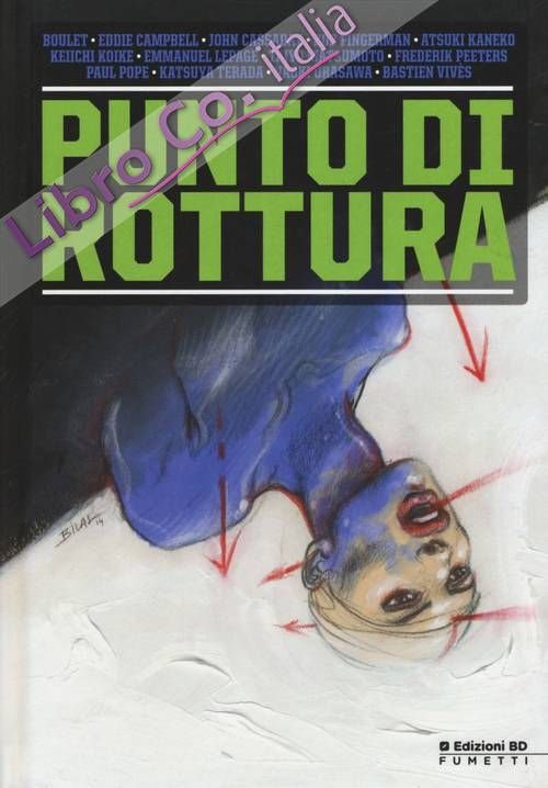 The tipping pointPunto di rottura.