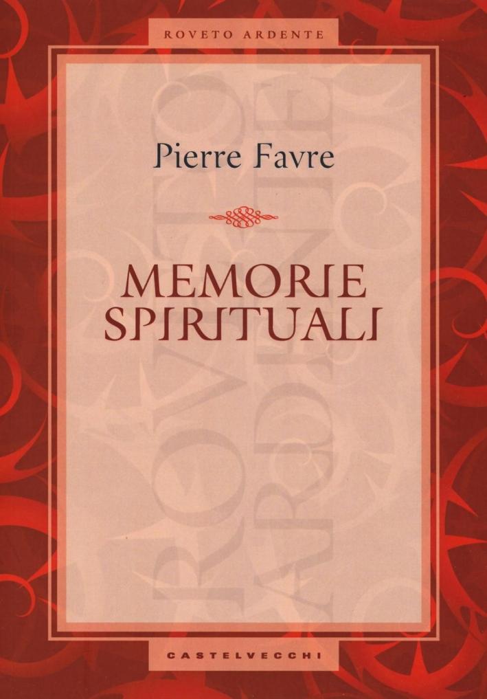 Memorie spirituali