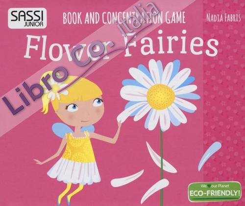Flower fairies. Book and concentration game.