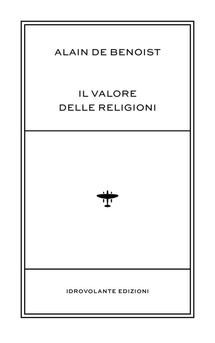 Il Valore delle Religioni.