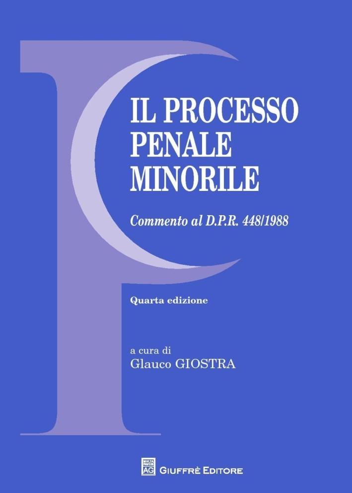 Il processo penale minorile