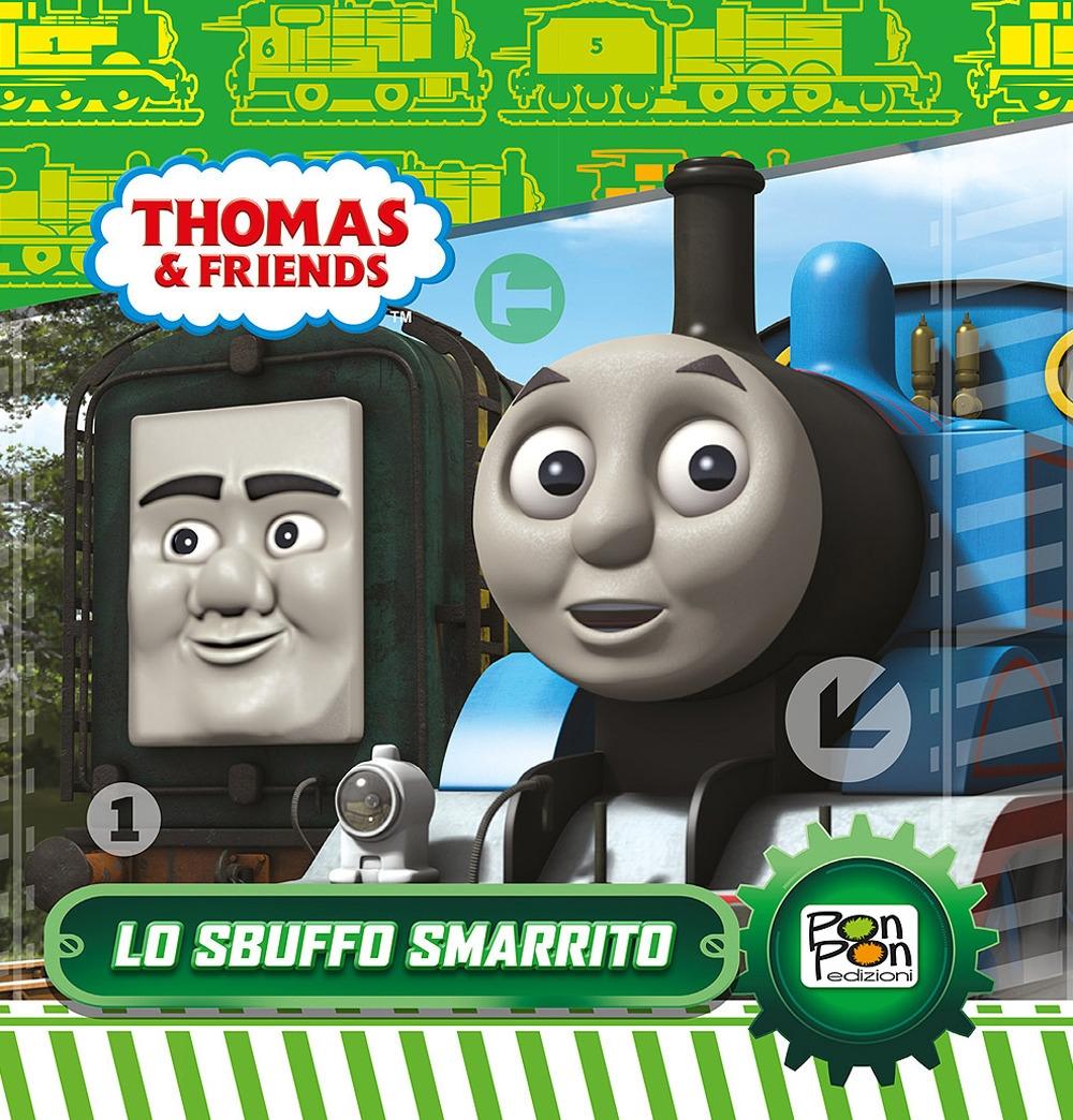 Lo sbuffo smarrito. Thomas & friends. Ediz. illustrata