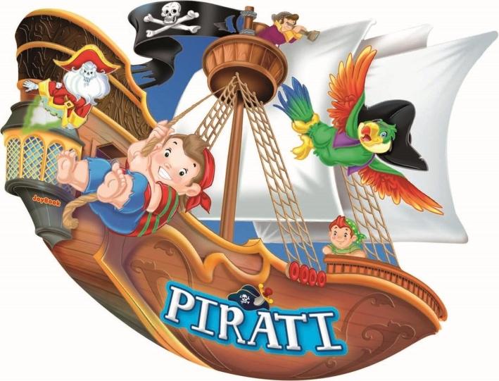 I pirati. Ediz. illustrata