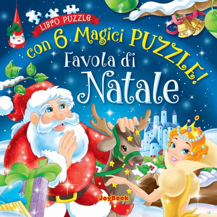 Favole di Natale. Ediz. illustrata