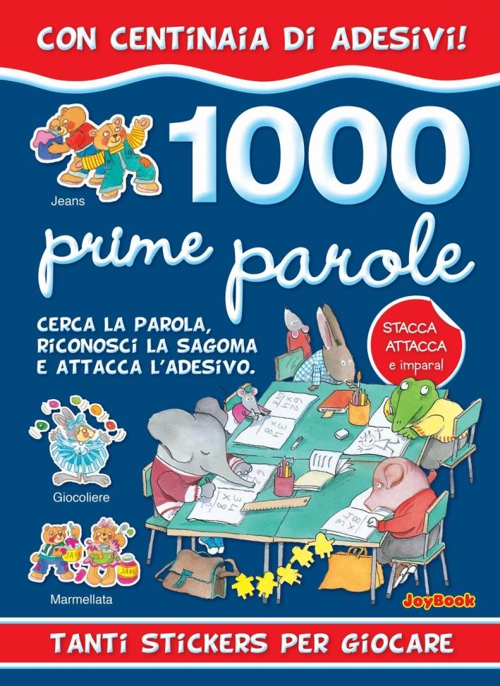 1000 prime parole stickers.