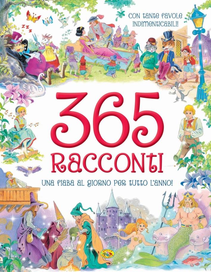 365 racconti. Ediz. illustrata