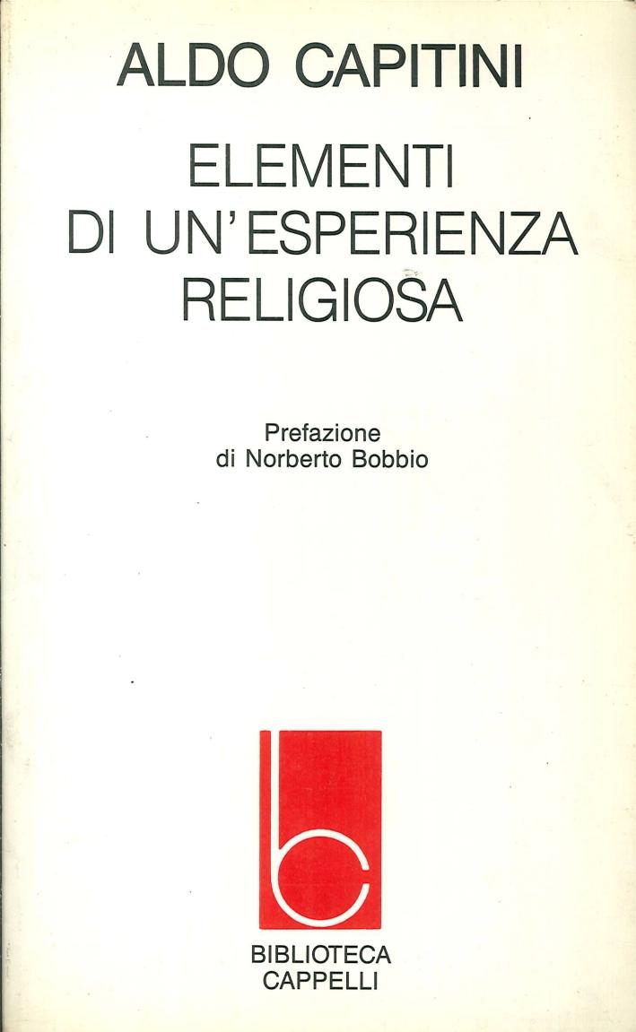 Elementi di un'Esperienza Religiosa.