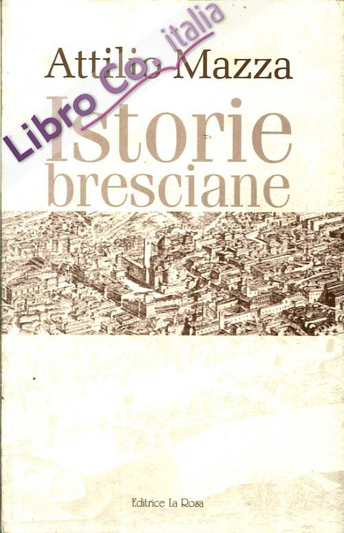 Istorie Bresciane.