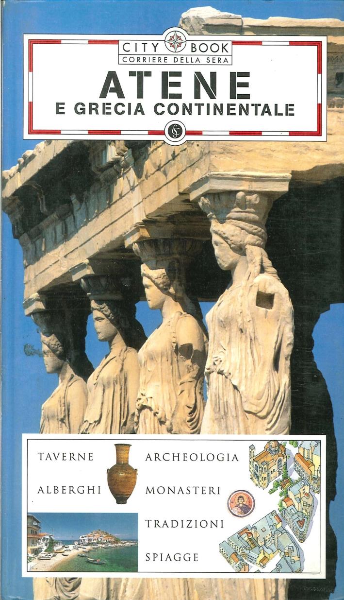 City Book. Atene e Grecia Continentale.